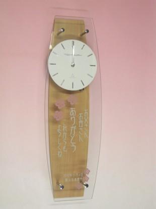ブライダル時計7