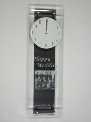 結婚祝い時計