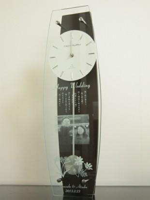 結婚祝いの振り子時計