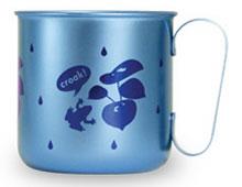 マグカップ カエル(ブルー)