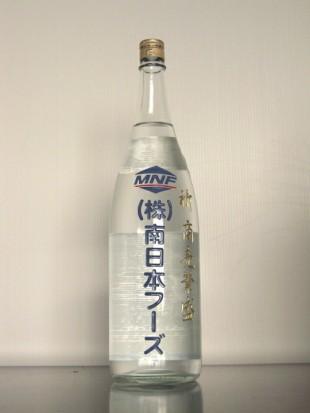 透明ボトル
