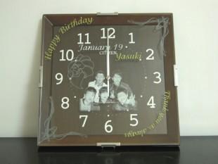 誕生日プレゼントの時計