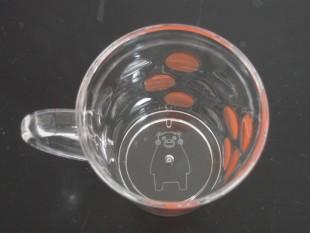 くまモン入りカップ