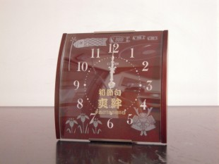 初節句の掛け時計